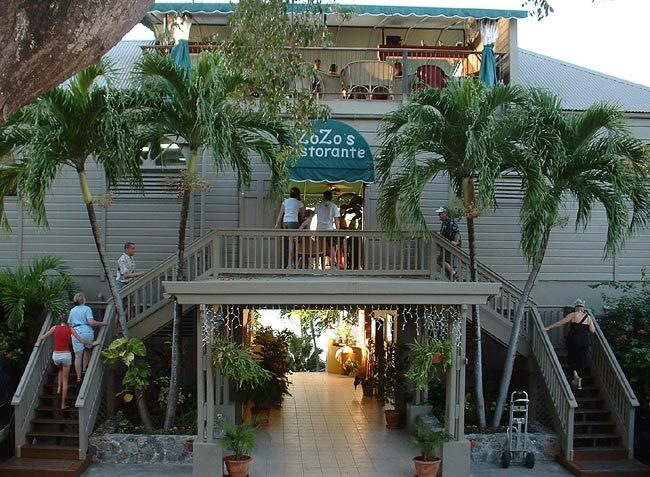 Zozo's Ristorante @ Gallows Point Resort - Reception Sites - 3AAA Gallows Point Rd, Cruz Bay, St. John, 00831, US Virgin Islands