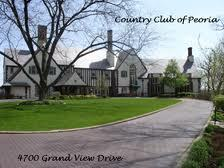 Country Club Of Peoria - Reception Sites - Grand View Drive, Peoria , IL, 61602, United States