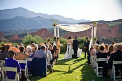 Ceremony & Reception - Ceremony & Reception - 3320 Mesa Rd, Colorado Springs, CO, 80904