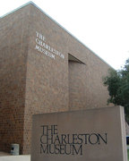 Charleston Museum - Museums and Galleries - 360 Meeting Street, Charleston, SC, United States