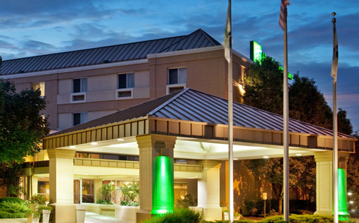 Holiday Inn Hotel &suites - Hotels/Accommodations, Reception Sites - 150 S Gary Ave, Dupage County, IL, 60188