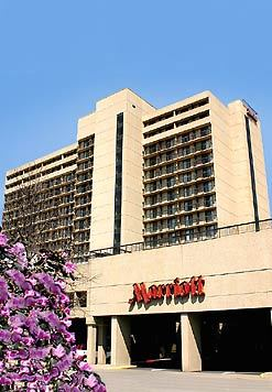 Charleston Marriott Town Center - Hotels/Accommodations - Lee St E, Charleston, WV, 25301