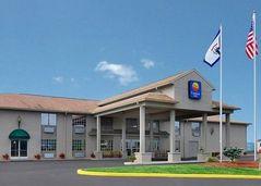 Comfort Inn - Hotel - Racer Dr, Charleston, WV, 25313