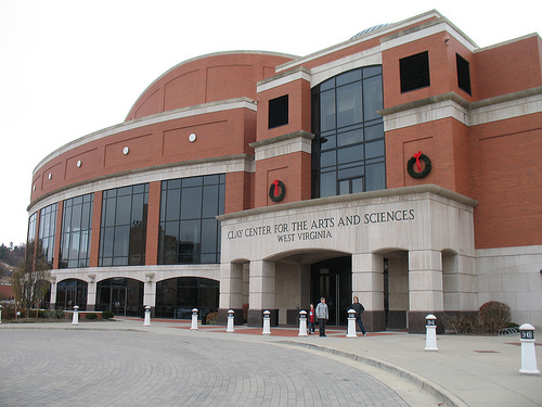 Clay Center - Attractions/Entertainment, Reception Sites - 1 Clay Square, Charleston, WV, United States