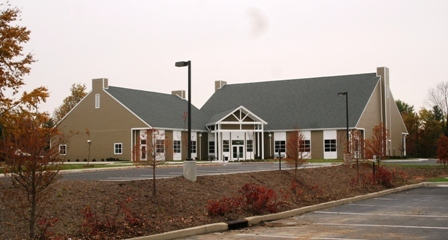 Delaware Township Community Center - Reception Sites, Attractions/Entertainment - 9094 E 131st St, Hamilton County, IN, 46038