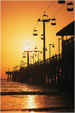 Daytona Beach Pier - Restaurants, Attractions/Entertainment - 1200 Main St, Daytona Beach, FL, United States