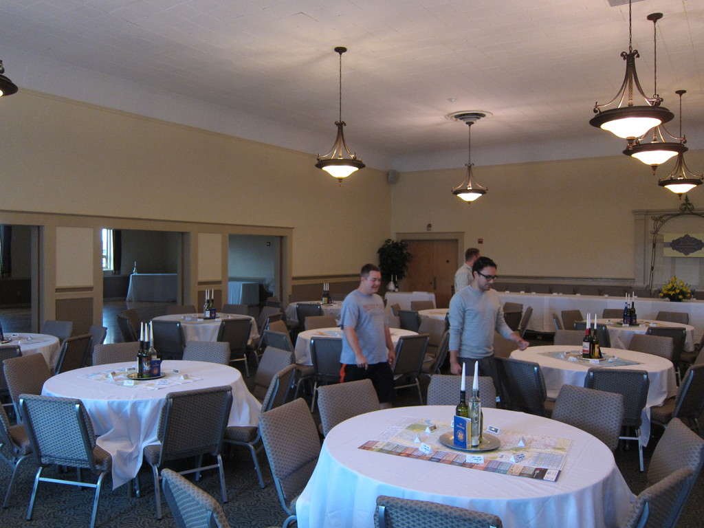 Grand Ballroom - Reception Sites - 187 High St NE, Salem, OR, 97301