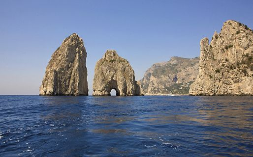 Faraglioni - Attractions/Entertainment - Via Camerelle, 75, Capri, Campania, Italy