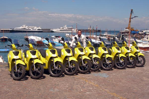 Scooter Rental - Capri Marina - Attractions/Entertainment - IT