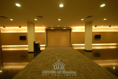 GBI House of Blessing - Ceremony - Jl. Puri Lingkar Luar Barat no.108, (Electronic City building), West Jakarta, Indonesia