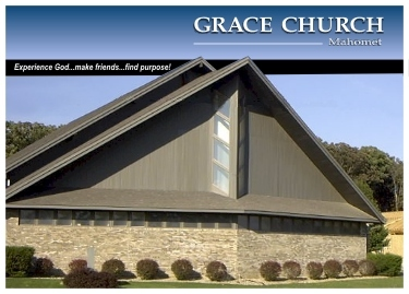 Grace Church Of Mahomet - Ceremony Sites - 800 W Oak St, Mahomet, IL, 61853