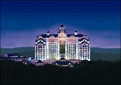 Foxwoods Resort Casino - Attraction - 350 Trolley Line Blvd Mashantucket,, Ledyard, Connecticut, United States
