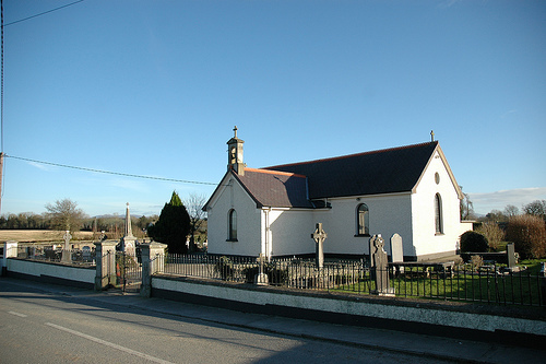 Gormanstown Chapel Of Ease - Ceremony Sites -