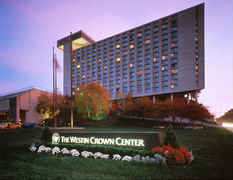 Westin Crown Center - Hotel - 1 Pershing Road, Kansas City, MO, USA