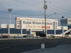 Ralph Wilson Stadium - Attraction - 1 Bills Drive, Orchard Park, NY, United States