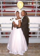 Stephanie and Donnell's Wedding