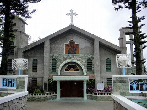 Ina Ng Laging Saklolo Church - Ceremony Sites - Sungay West, Tagaytay City, Cavite, Philippines