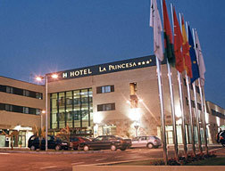 Hotel La Princesa - Restaurants, Reception Sites - M-506 , Alcorcón, Comunidad de Madrid, 28922