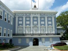 Palacio de Santa Catalina - Attraction - Pso De La Princesa, San Juan, Puerto Rico