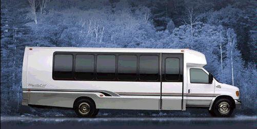 Shuttle Bus - Limos/Shuttles -