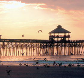 Folly Beach - Attractions/Entertainment, Beaches - Folly Beach, SC, Folly Beach, South Carolina, US