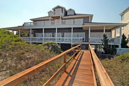Absolut Duke Beach House - Reception Sites - 1515 S Lake Park Blvd, Carolina Beach, NC, 28428