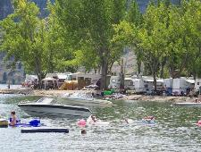 Wright's Beach Camping & Rv Park - Campsites - Skaha Lake Rd, Penticton, BC, V0H 1K0