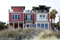 Folly Beach House - Reception - 507 E Arctic Ave, Folly Beach, SC, 29439, US