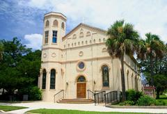 St. Michael's Church - Ceremony - 505 Broome St, Fernandina Beach, FL, 32034