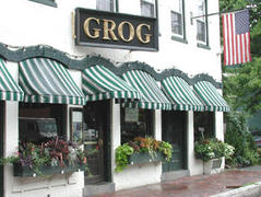 Grog Restaurant - Welcome Cocktails - 13 Middle St, Newburyport, MA, United States