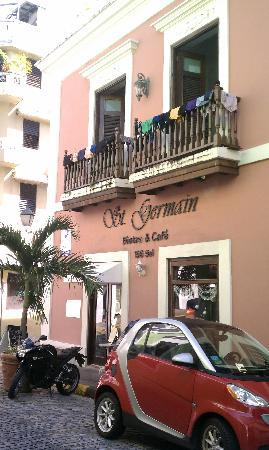 St Germain Bistro & Cafe - Restaurants, Brunch/Lunch - 156 Cll Sol, San Juan, Puerto Rico