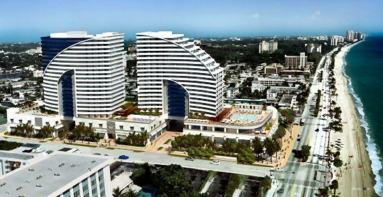 W Fort Lauderdale - Hotels/Accommodations, Reception Sites, Ceremony Sites - 401 North Fort Lauderdale Beach Boulevard, Fort Lauderdale, FL, United States