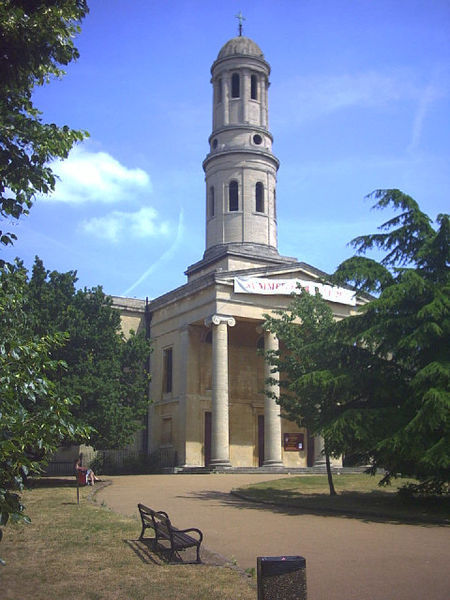 Wedding Ceremony - Ceremony Sites - St Anne's Church, St Ann's Hill, London, SE18 2RS, UK