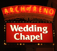 Arch of Reno Wedding Chapel - Ceremony - N Virginia St, Reno, NV, 89501