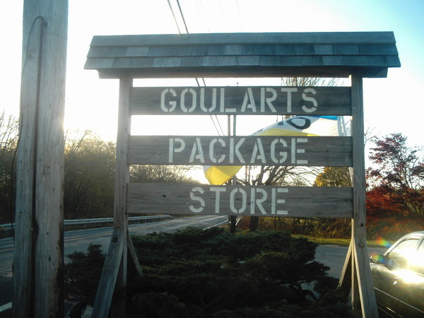Goulart's Package Store - Shopping - Meeting House Lane, Little Compton, RI, 02837