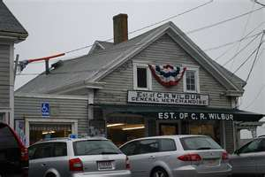 Wilbur's General Store - Attractions/Entertainment, Shopping - 50 Commons, RI, United States