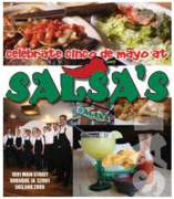 Salsa's - Restaurant - 1091 Main St, Dubuque, IA, United States