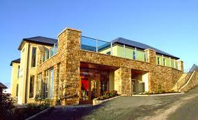Cromleach Lodge - Reception Sites, Hotels/Accommodations - Co. Sligo, Ireland