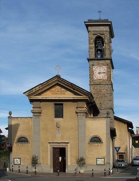 Chiesa Di S. Rocco, Parrocchia Di Castagneta - Ceremony Sites - Bergamo, Lombardy
