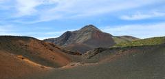 Haleakala Crater - Park - Haleakalā Crater, US