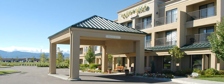 Courtyard By Marriott Boulder Longmont - Hotels/Accommodations - 1410 Dry Creek Drive, Longmont, CO, United States