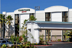 Courtyard Marriott - Hotels - 1000 Fairgrounds Drive, Vallejo, CA, United States