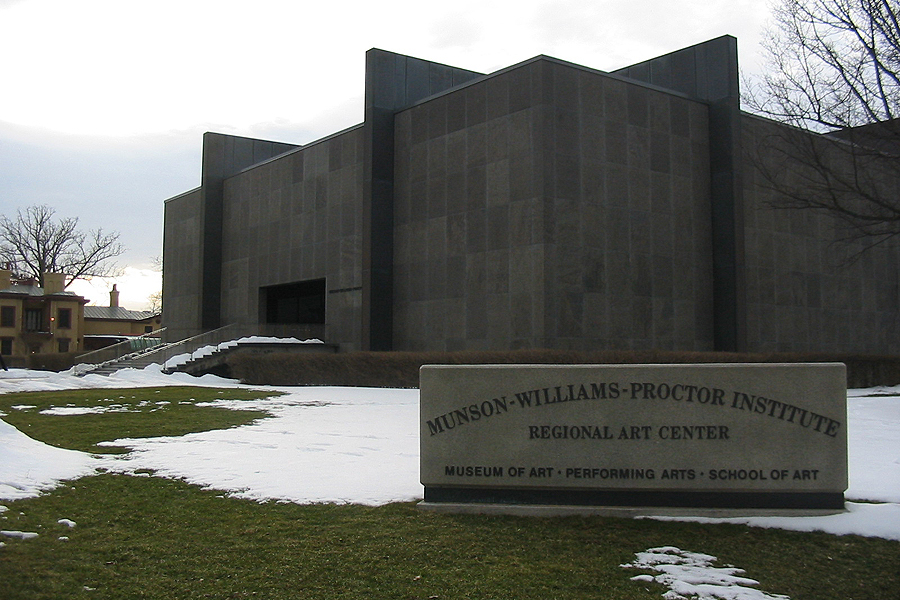 Munson-williams-proctor Arts - Attractions/Entertainment - 310 Genesee St, Utica, NY, United States