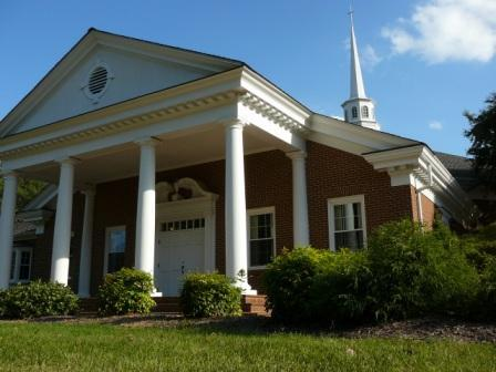 St Luke's United Methodist Church - Ceremony Sites - 300 Ella Taylor Rd, Yorktown, VA, 23692