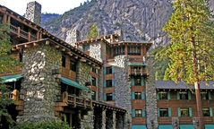 Ahwahnee - Hotel - Yosemite National Park, CA, US