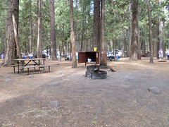 Upper & Lower Pines Campground - Hotel - Yosemite National Park, CA, United States