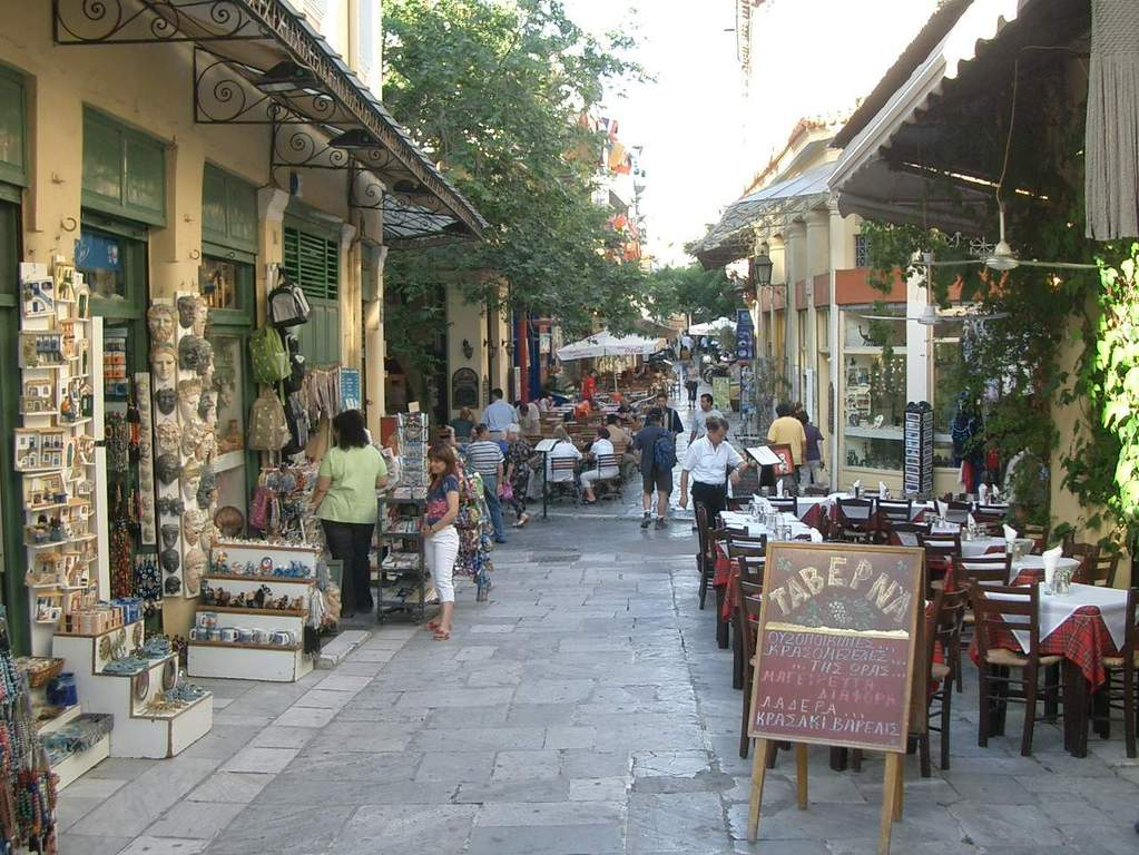 Monastiraki - Attractions/Entertainment - Monastiraki station, Athens 10555, Athens, Attica, GR