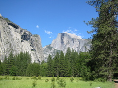 Half Dome - Attraction - Yosemite National Park, California, United States