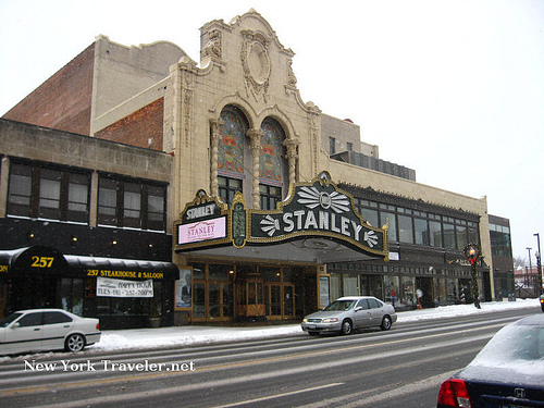Stanley Theatre - Attractions/Entertainment - 259 Genesee St, Utica, NY, United States