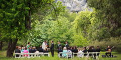 Ahwahnee - Ceremony - Yosemite National Park, CA, US